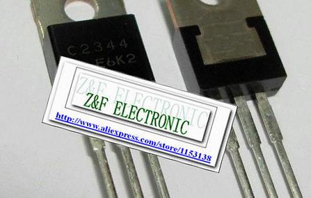 2SC2344  TRANSISTOR TO-220