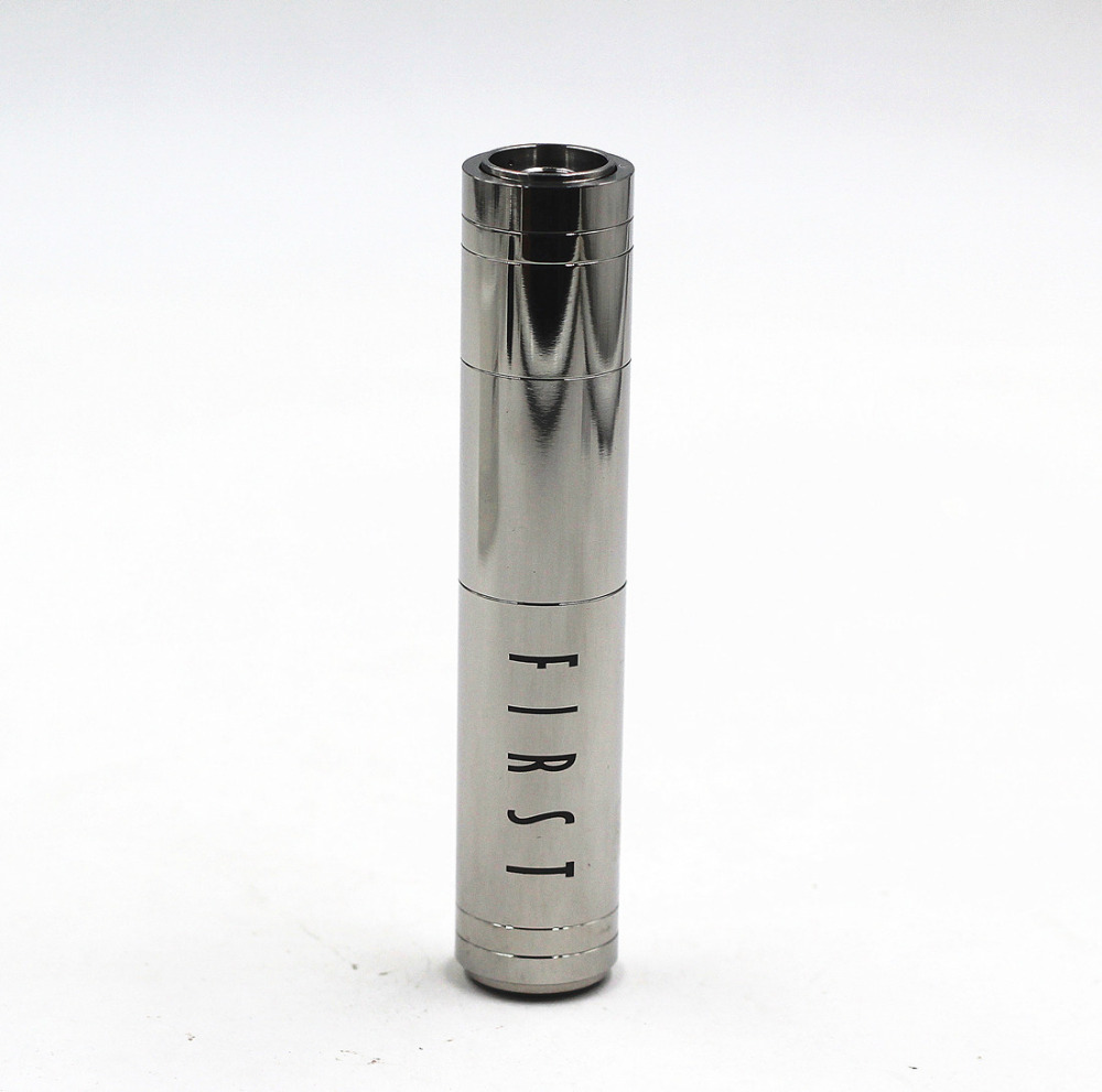 FIRST Mech Mod 22mm Unregulated Mechanical Mod 18350/18550/18650 Battery Tube