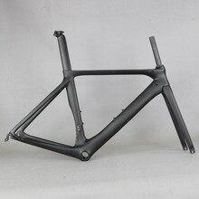 2019 новая карбоновая шоссейная велосипедная рама дорожный Велоспорт велосипедный frameset oem брендовая рама просвет велосипедная рама карбоновая рама