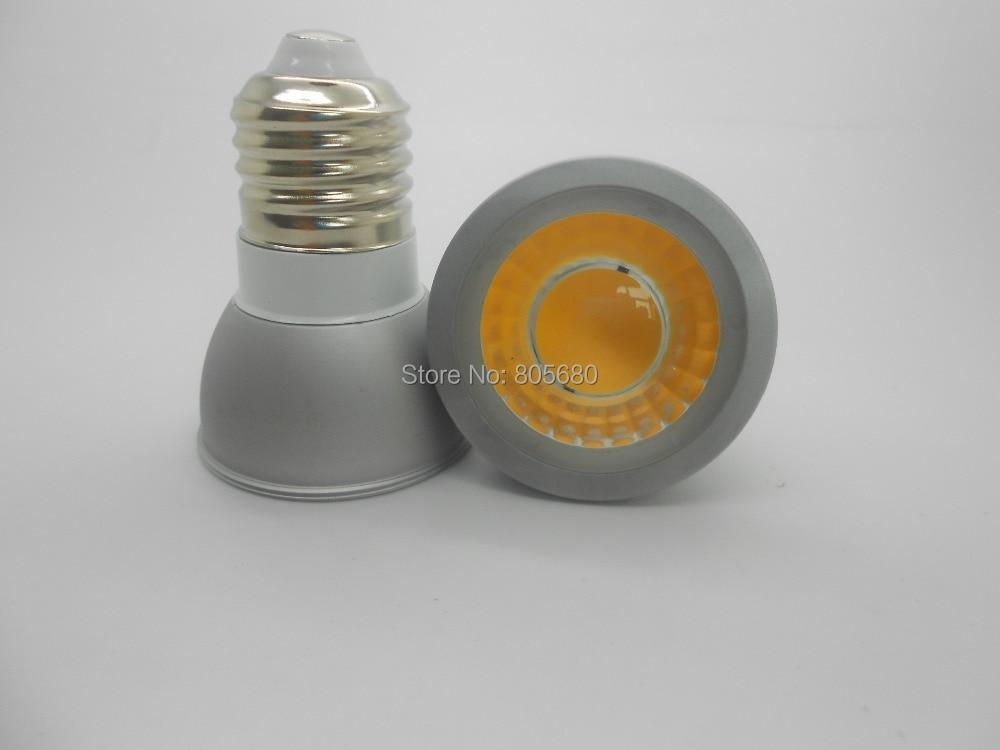 2014 Новое поступление 30 шт./лот GU10 MR16 E14 E27 Светодиодный прожектор 6 Вт удара под кабинет led Освещение лампы 110 В 120 В 220 В 240 В
