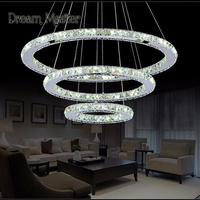 Led Modern Minimalist Living Room Dining Room Bedroom Designer Creative Personality Crystal Duplex Floor Lamp