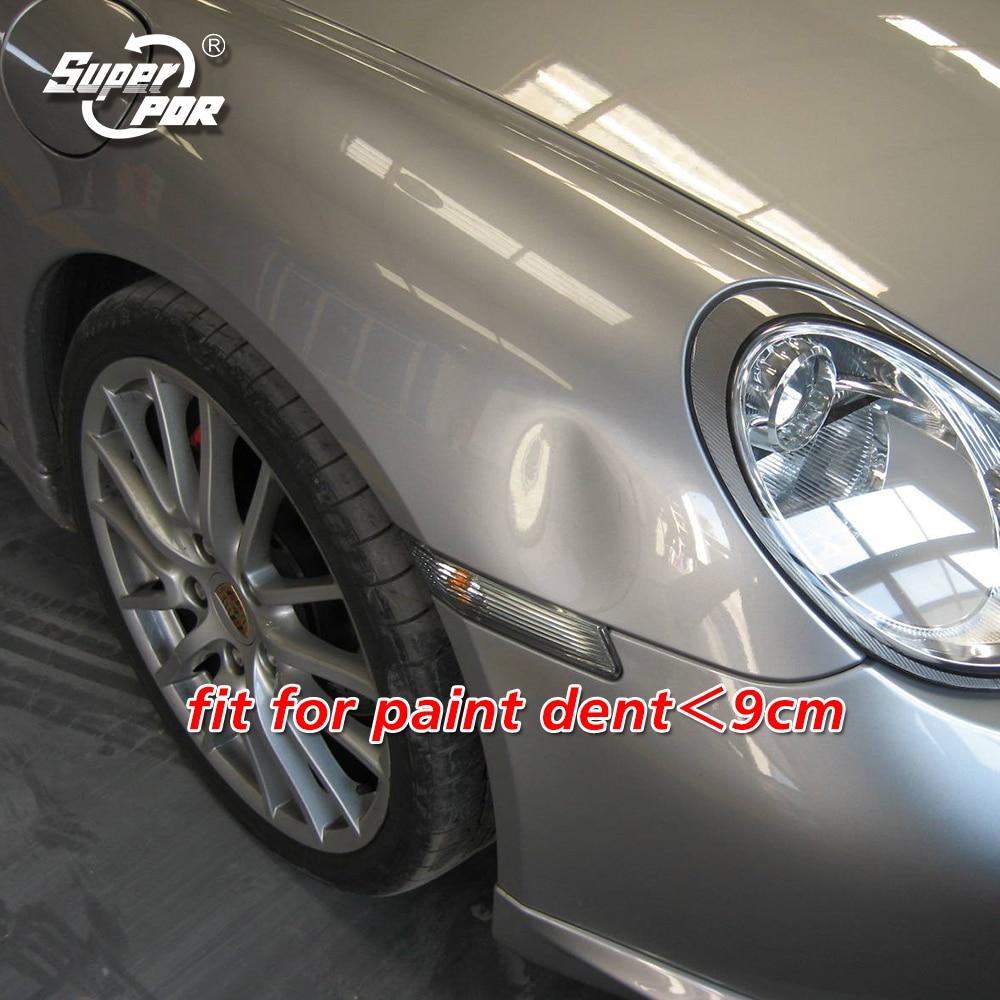GLCC Paintless Dent Removal Kit PDR Tool Kit For Car Body Dent Damage Repair Tools Auto Hand Tool Set Ferramentas Hot Glue Gun цена