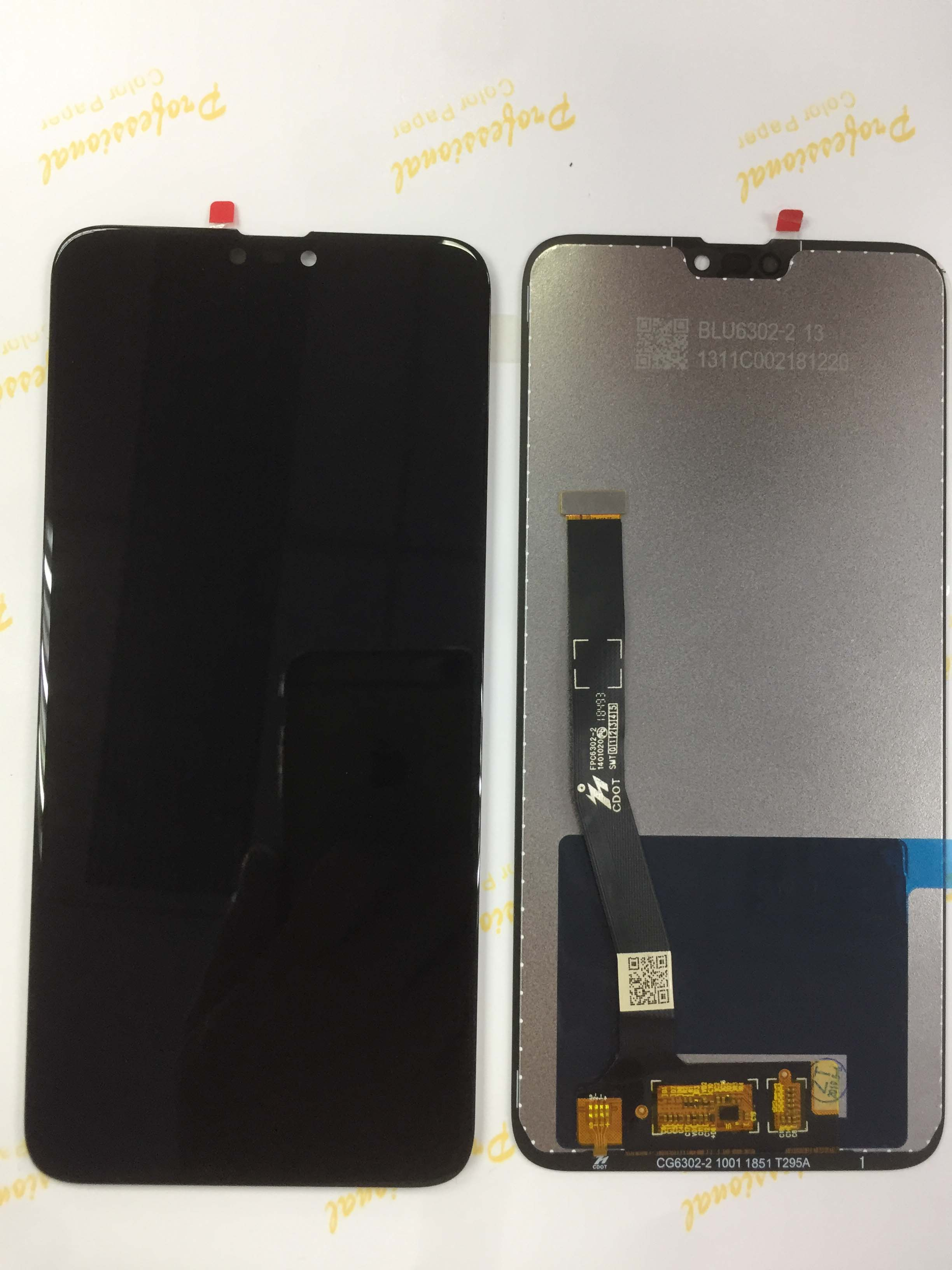 6 26 New Original for asus Zenfone Max Plus M2 Shot ZB634KL Full LCD DIsplay Touch
