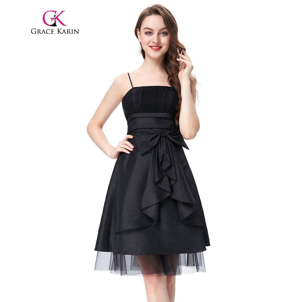 6b400a96a6e2 Comprar Grace Karin Vestido De Cóctel Corto Fiesta Mujeres Tafetán ...