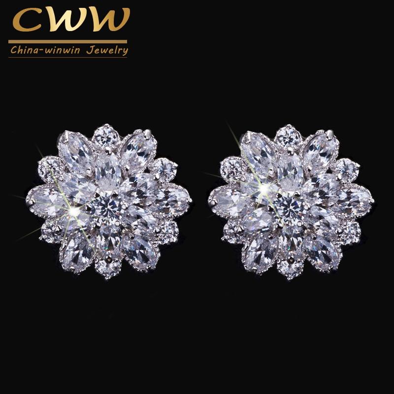 cwwzircons design elegant cubic zirconia jewelry silver