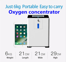 High output portable medical home oxygen concentrator