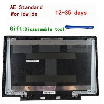 цена на New LCD top cover case For Lenovo Ideapad 700-15 700-15isk Laptop LCD Back Cover Black