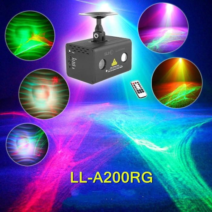 Water color Laser light effect of northern lights Stage lights Sound bar lamp Laser light
