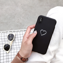 Fashion Love Heart Phone Case