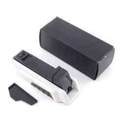 GERUI przenośna 8mm ręczna maszynka do skręcania papierosów nabijarka do tytoniu Maker Roller Hand DIY akcesoria tytoniowe do palenia