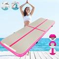 1-3 m gimnasia pista de aire Juegos Olímpicos gimnasio yoga resistente al desgaste gimnasio colchón de agua yoga colchón para casa /playa/agua yoga