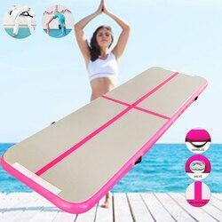 1-3m gimnasia pista de aire Juegos Olímpicos ropa de Yoga Gimnasio-Airtrack gimnasio colchón de agua yoga colchón para casa/playa/agua de yoga