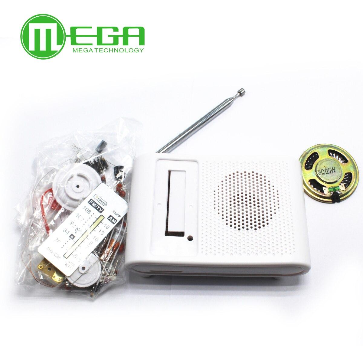 1 комплект AM / FM стерео AM radio kit / DIY CF210SP комплект электронной продукции