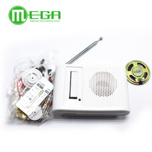 1 conjunto am/fm estéreo am rádio kit/diy cf210sp série de produção eletrônica