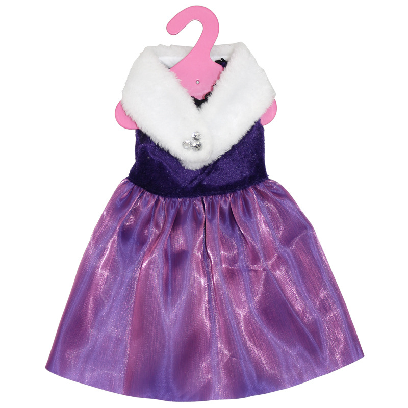 Variety-of-multi-color-leisure-suits-Clothes-for-45cm-American-girl-and-Zapf-baby-born-doll-accessories-2