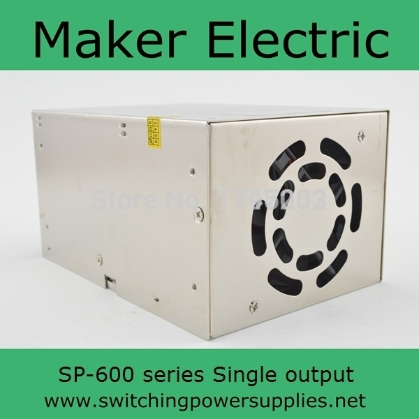 ФОТО Low costs 600w 27vdc multi terminals Customized switch mode power supply single output 27v 600w power supply with pfc