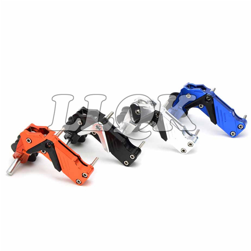 Universal CNC aluminum Adjustable Conversion Motorcycle Chain Tensioner regulator For YAMAHA XJ6 DIVERSION FZ1 FAZER MT-10