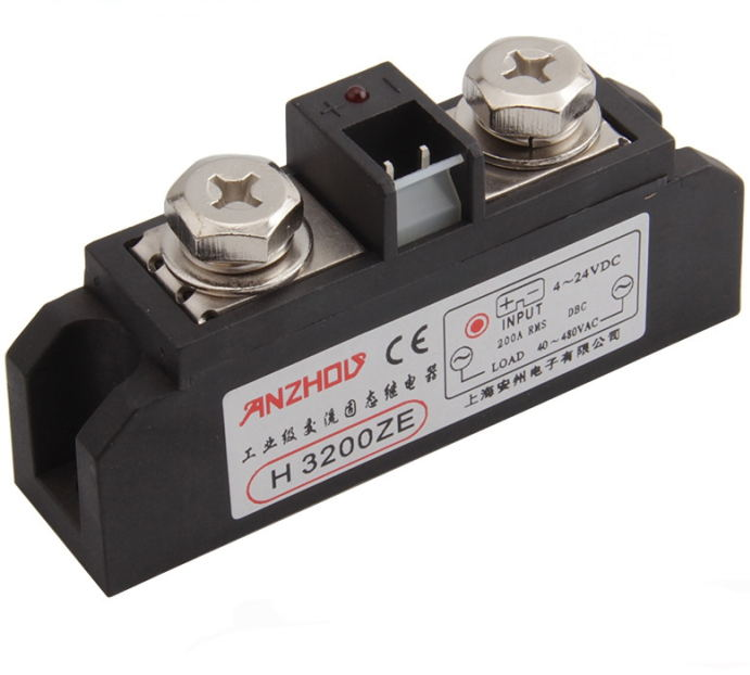 Industrial Solid State Relays AC 110 220 380 VAc solid state relay 24V H3200ZE XIMADEN H3200PE 200A
