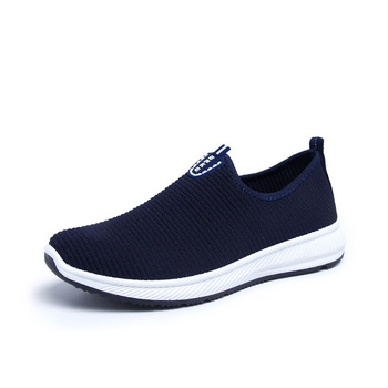 VESONAL Summer Slip On Lightweight Mesh Loafers Man Shoes Casual Breathable Comfortable Walking Male Sneakers Men Shoes Footwear 1