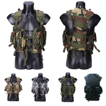 Military Equipment 97 Seal Tactical Vest Airsoft Paintball Outdoor Sport Body Armor Army Shooting Hunting Camouflage Vests