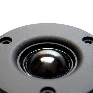 """Image 2 - 2 sztuk/partia Audio Labs HiFi jedwabiu miękka kopuła głośnik wysokotonowy jednostka 3 """"calowy jednostka 6 Ohm i 8 Ohm monitor biurkowy kina domowego Diy"""