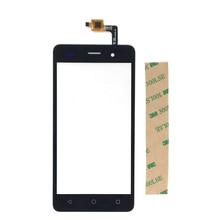 5,0 Touchscreen Digitizer Für BQ BQS 5020 BQS 5020 Strike Touchscreen Panel Glas Sensor Ersatz 3 M Typ