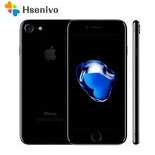 Акция~ разблокированный Apple iPhone 7/7 Plus, сеть 4G LTE, мобильный телефон на 32/128 ГБ/256 IOS 10 12.0MP Камера Quad-Core отпечатков пальцев 12MP