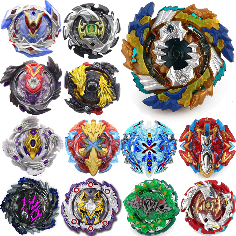 Spinning Top Toupie Beyblade BURST Arena Bayblade Without Launcher  Beyblades Metal Fusion 4D Gift Bey Blade 19707b83c2