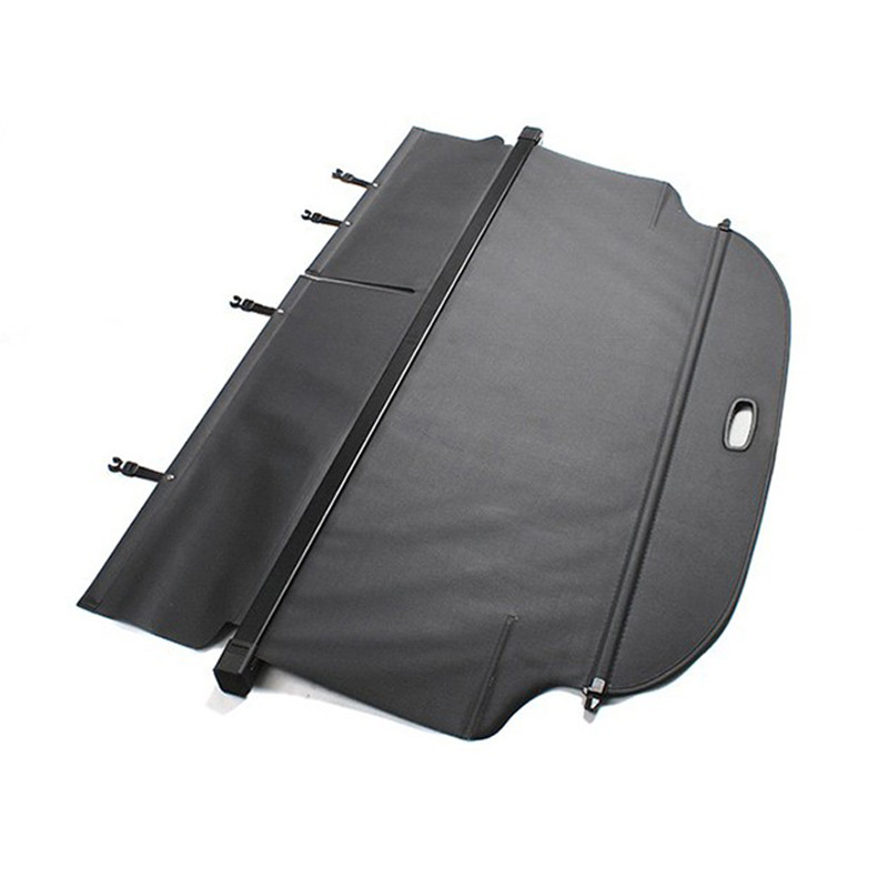 Black!Retractable Rear Load Cover Cargo Luggage Cover Parcel Shelf for Toyota RAV4 RAV 4 XA40 2013 2014 2015 Car styling! 1 set black rear trunk cargo privacy cover shield parcel shelf cargo cover for mazda cx 5 2nd gen 2017 2018 car styling