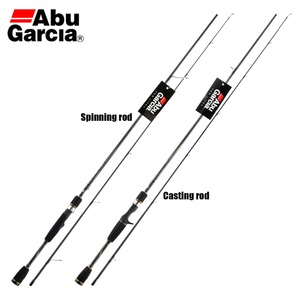 Image 2 - Abu Garcia Pmax C802M S802M 2.44M Carbon Roestvrij Staal Gidsen Oxide Inserts Spinning Pole M Power Snelle Saltwater Casting staaf