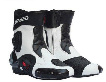 Pro biker automobile race ride shoes medium motorcycle boots automobile race boots motorcycle shoes windproof waterproof