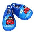 Crianças Chinelos Chinelos Em Casa Da Menina do Menino Crianças Sapatos Fechados para Crianças Caçoa 4 a12 Anos Algodão Sapatos TCCS6070YD