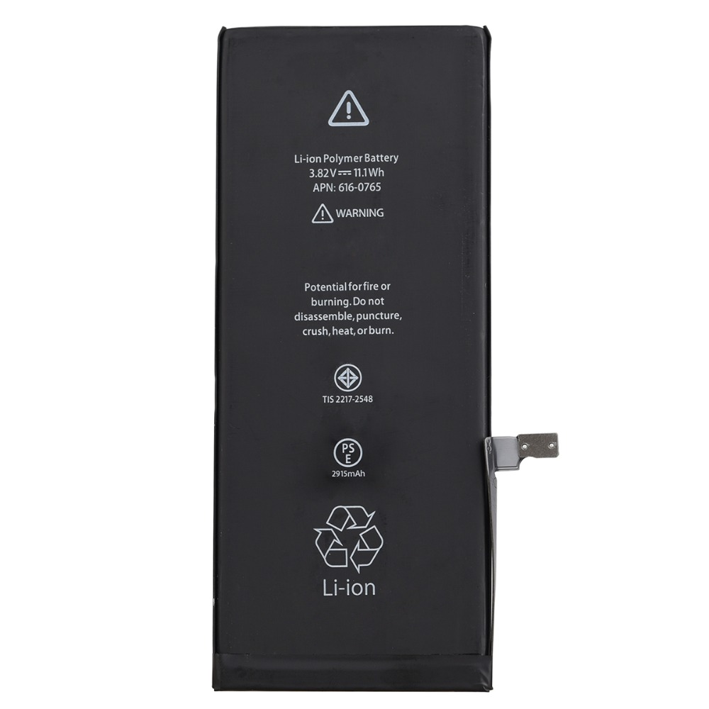 Bateria Rechargeable-Battery Phone-Replacement IPhone 6plus For Backup High-Quality 2915mah
