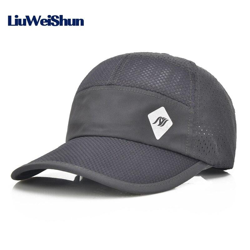 plain soft baseball caps white thin font shell