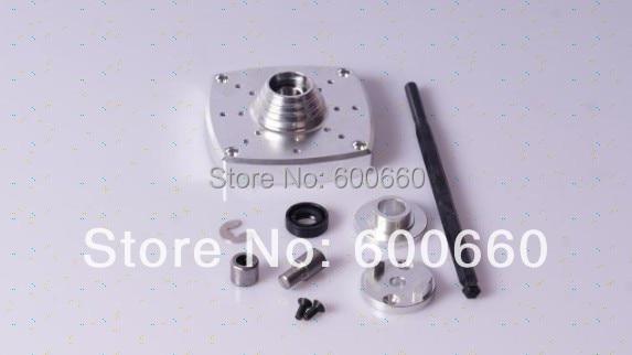 CNC roto start baja 1/5 CNC aluminum roto start Starter for 26cc 29cc engine CY Zenoah Engine for 1/5 hpi baja 5b km