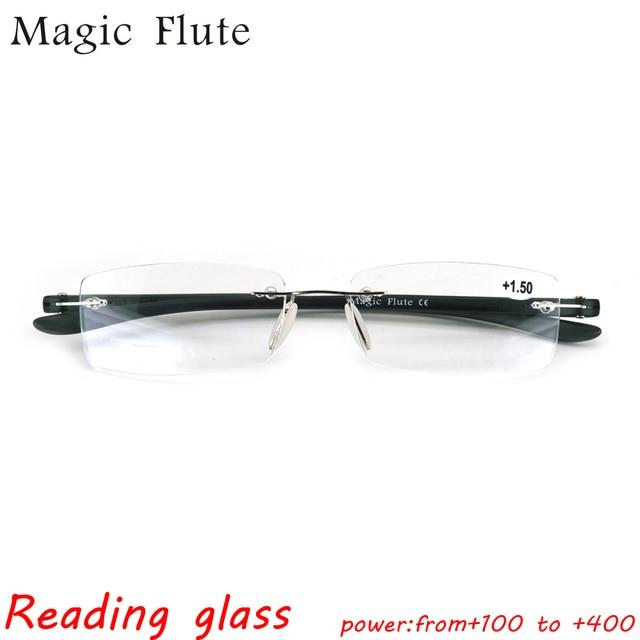 2016 New Arrival rimless reading glasses eyeglasses for women or men fashion reading glasses eyewear Frame R14001