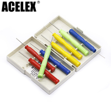 8PCS/Lots Hollow needles desoldering tool electronic components Stainless steel kits