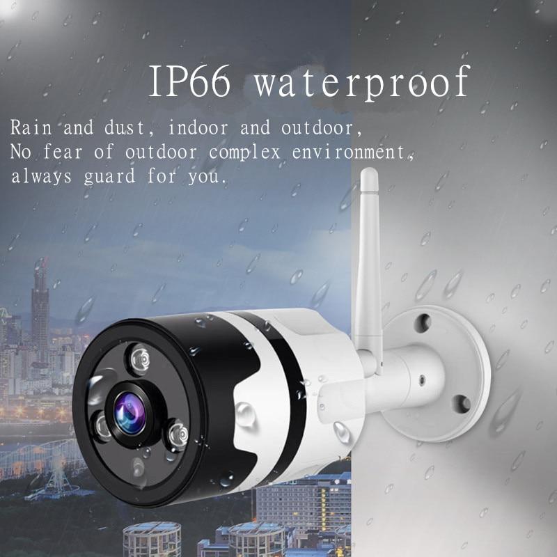 960 p HD Telecamera di Sicurezza WIFI wirless IP Intelligente Sistema di Telecamere di Sorveglianza di Monitoraggio Remoto960 p HD Telecamera di Sicurezza WIFI wirless IP Intelligente Sistema di Telecamere di Sorveglianza di Monitoraggio Remoto