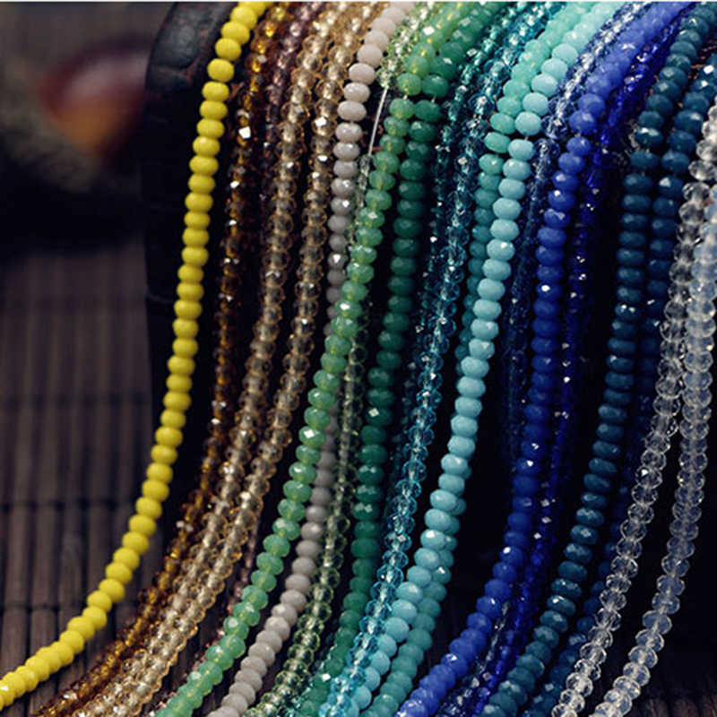 azul color a elegir peque/ñas cuentas para ni/ños 6500 unidades de cuentas de cristal de 2 mm transparentes 11//0 juego de 17 colores perlas Pony transparentes