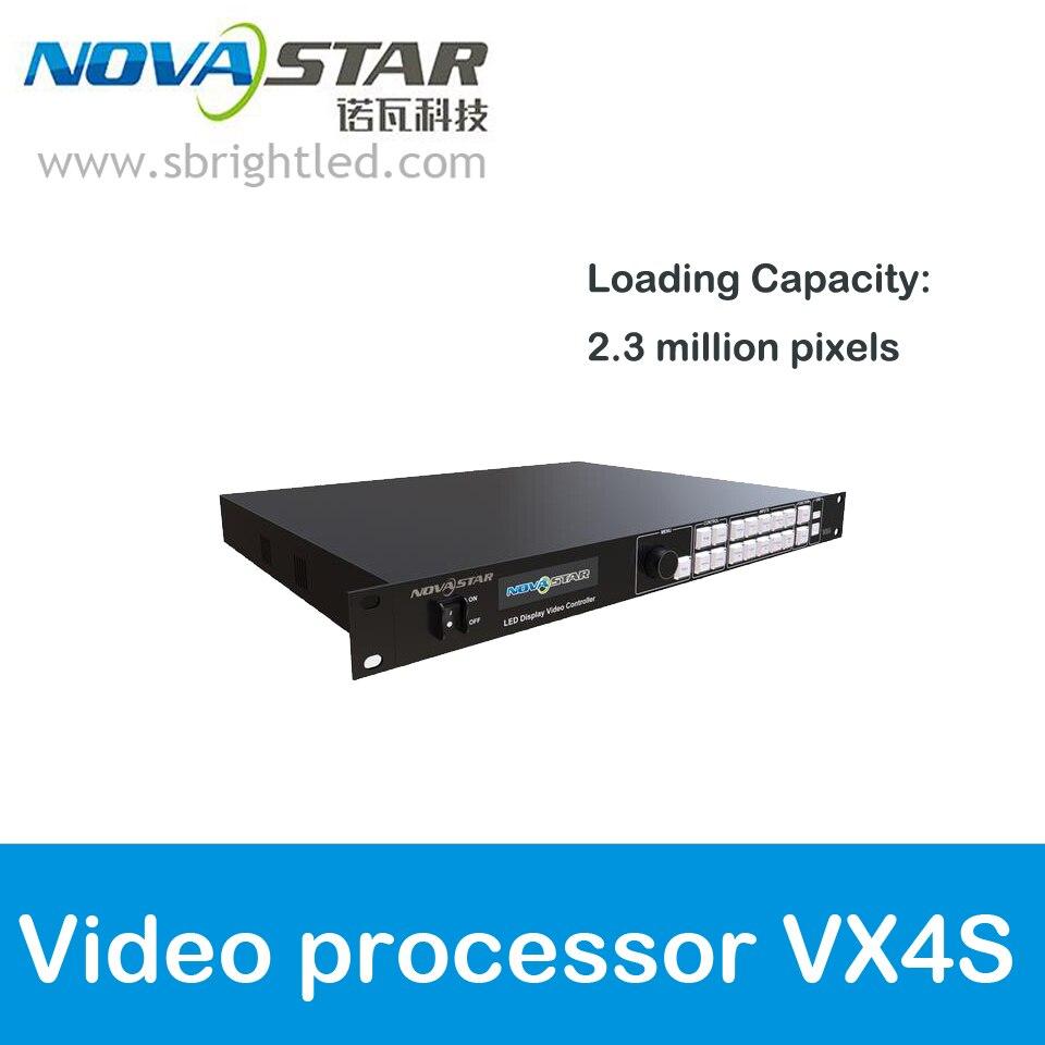 NOVASTAR VX4S All-in-1 Controlador com embutido processador de vídeo remetente para full color display LED RGB tela de vídeo de parede