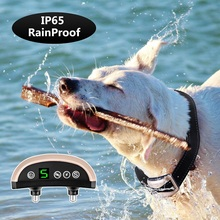 Waterproof Rechargeable Anti Bark Dog Collar