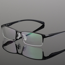 Brand Design Titanium Alloy Eyeglass Male Myopia Glasses Spectacle Frames for Men