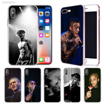 Lil Skies Case For iphone XS Max XR X 10 7 7S 8 6 6S Plus 5 5SE 5C 6+ 7+ 8+ Soft Silicone Cubre Phone Cover Coque