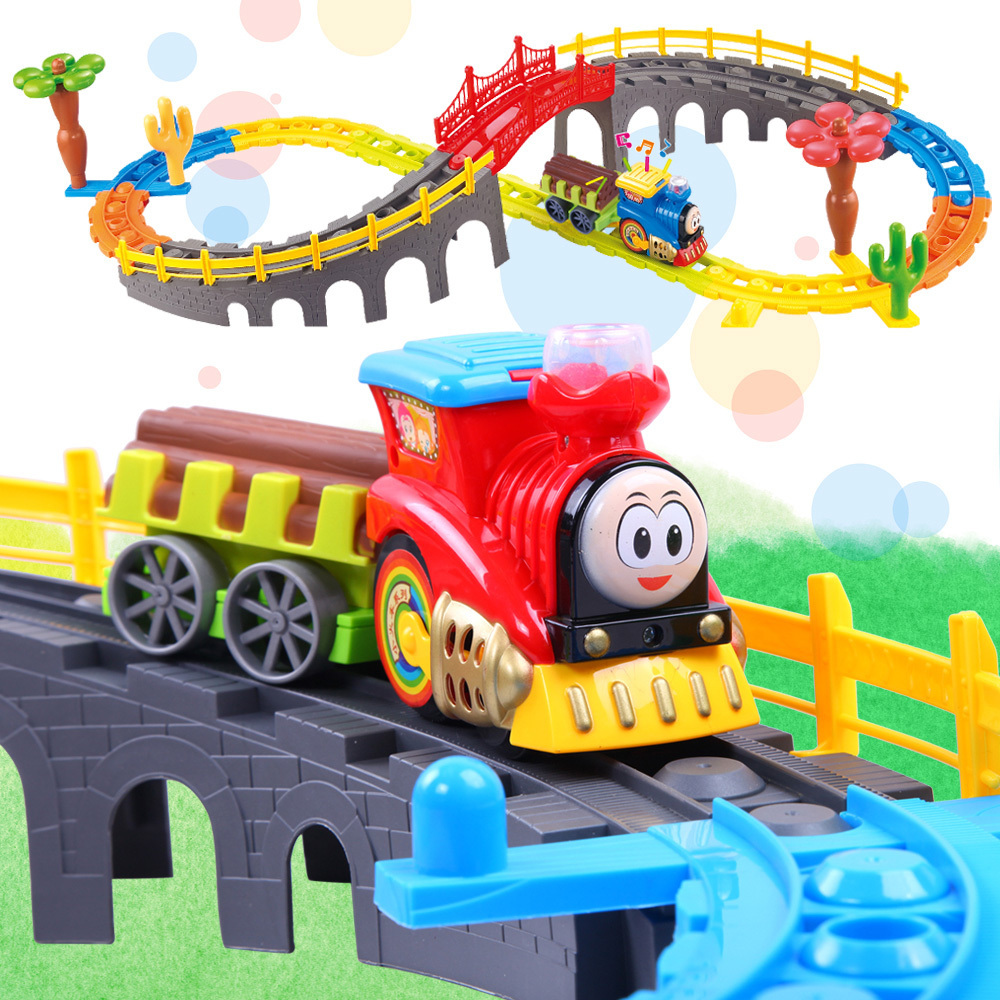 Kids-toy-electric-train-toy-set-boys-model-toys-childrens-train-with-tracks-toy-free-shipping-1