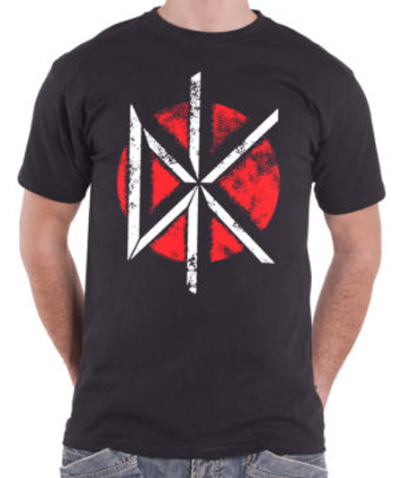 aee264ea25d5c Dead Kennedys t shirt men Distressed DK Logo Gift casual printed tee USA plus  size S-3xl