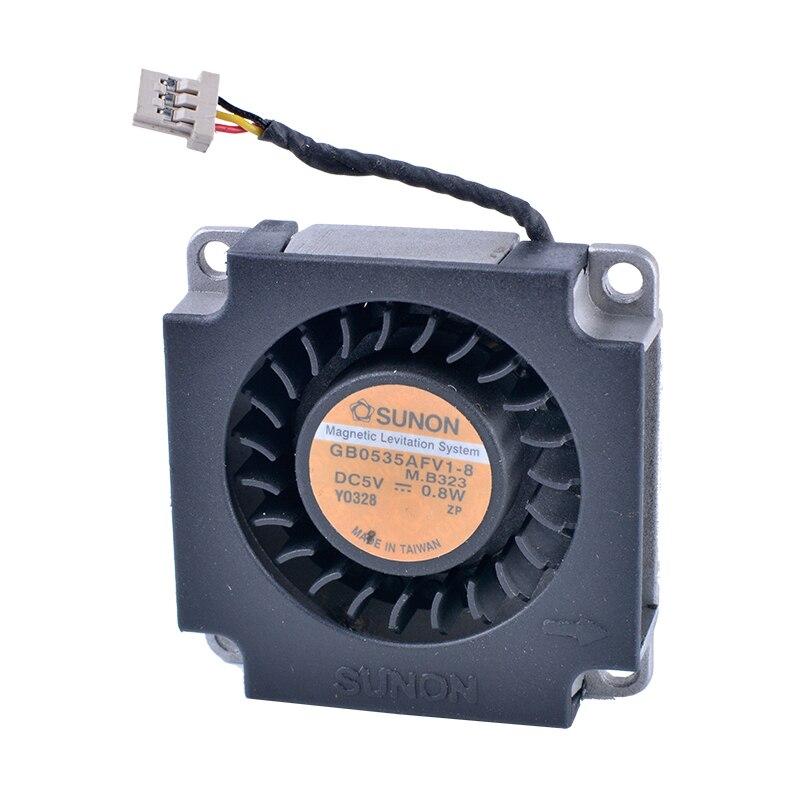 DELTA BSB01703HA3-00 17x17x3MM 1.7CM 3V 0.10A Micro projector small blower fan