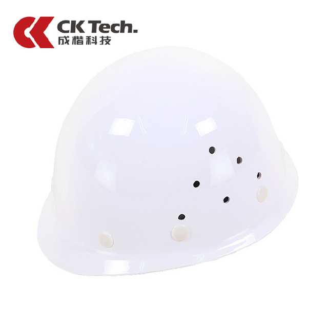 High Quality Glazed Steel Building Safety Helmet Construction Hard Hat Construction  Anti-Collision Building Safety Helme A1