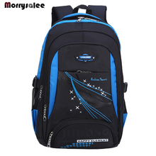 Backpack Student Water Repellen Nylon Backpack Large Capacity  Middle School Students Junior High School Students Bags