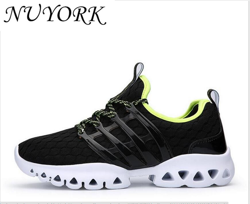 New listing hot sales Summer breathable Mesh Mens Sports Shoesrunning shoes 1012