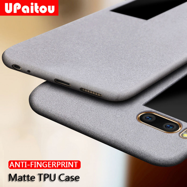 UPaitou Case for Meizu Pro 7 6 6s Plus 5 Anti Fingerprint Case Soft Silicone Matte Ultra Slim Thin TPU Cover for MEIZU Pro7 Case